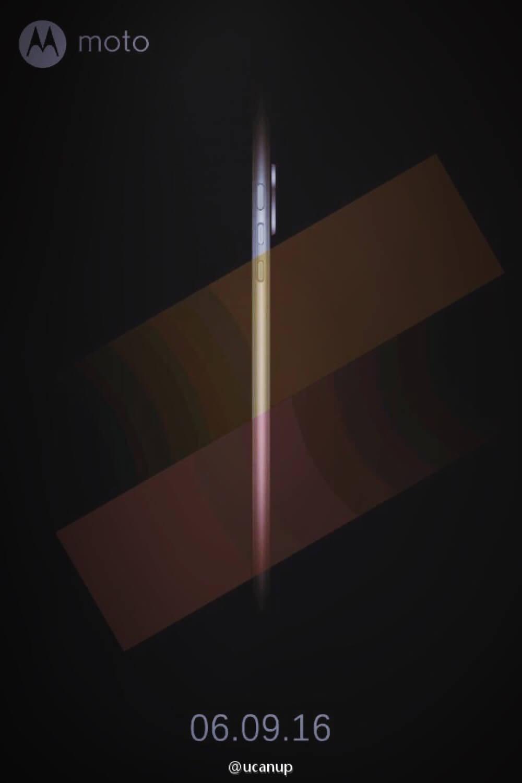Предположительно постер Moto Z