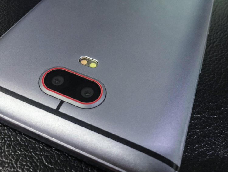 Предположительно Elephone P9000 Edge