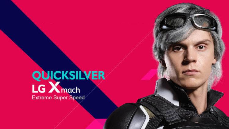 X Mach