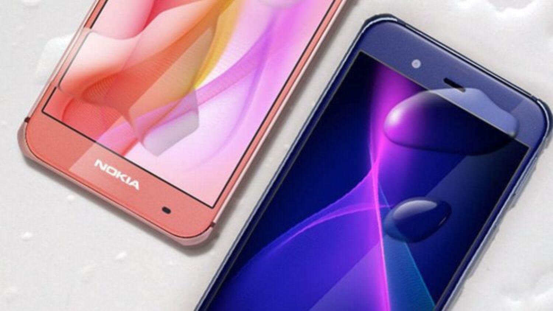 Предположительно Android-телефон Nokia P1