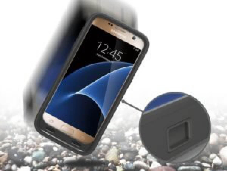 Чехол с батареей на 7500 мАч ZeroLemon для Galaxy S7
