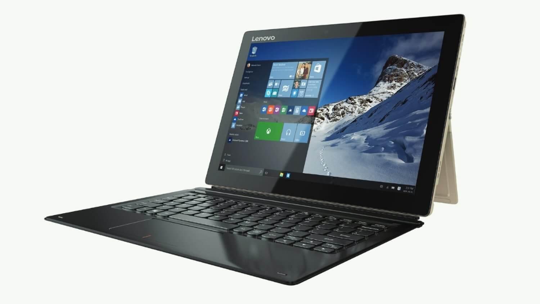 Lenovo Miix 700 - планшет под управлением Windows 10
