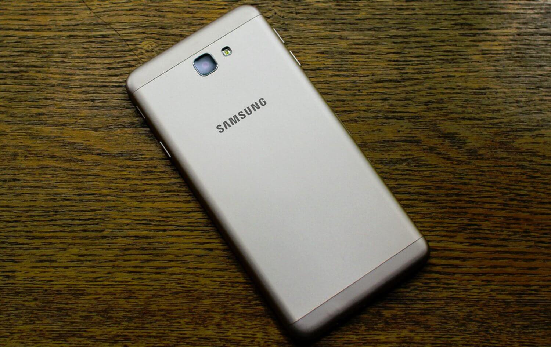 Предположительно Samsung J7 Prime