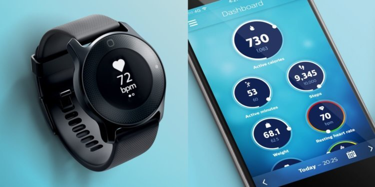 Philips-Health-Watch-app
