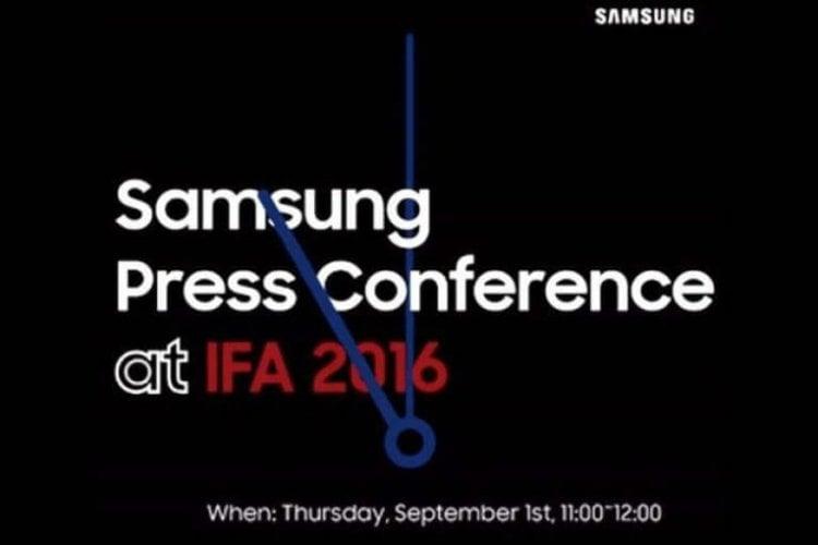Samsung Invitation