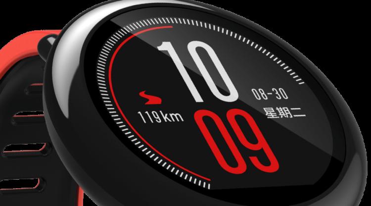 Amazfit — спортивные часы от Xiaomi со встроенным GPS