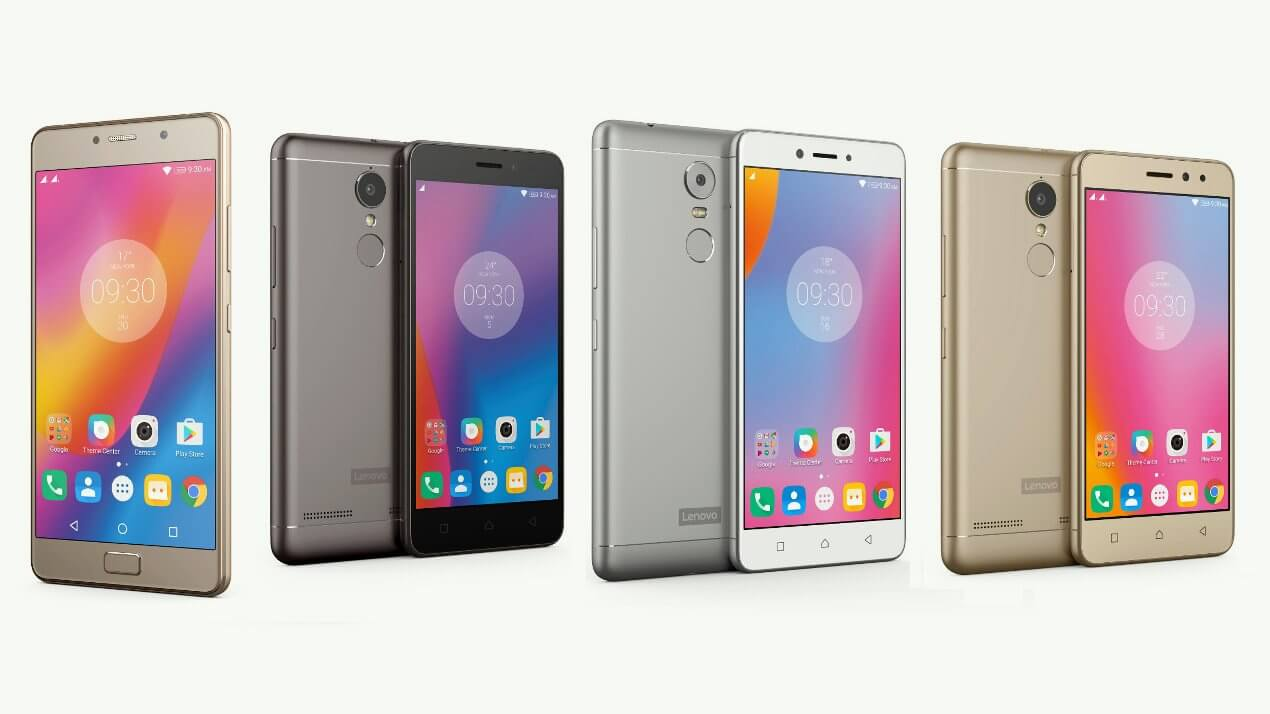 Новые телефоны Lenovo представлены на IFA 2016