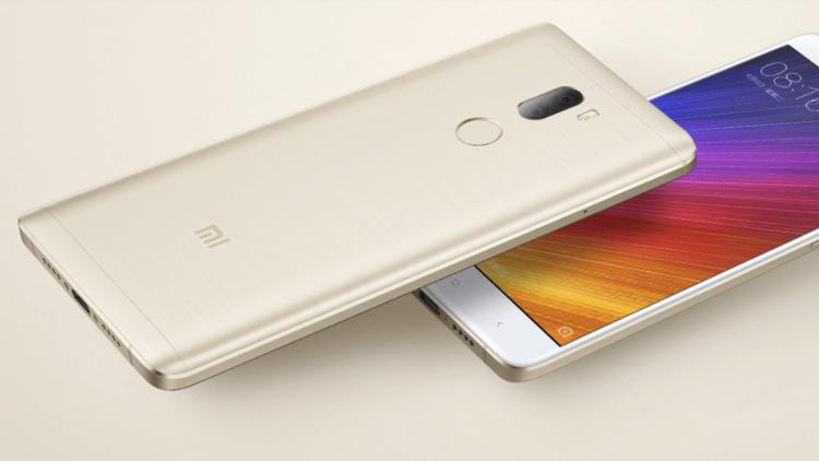 Регистрации на Xiaomi Mi 5s и 5s Plus приятно удивляют
