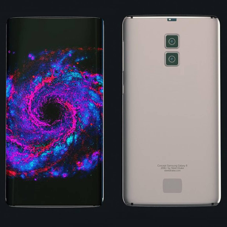 Концепт Galaxy S8