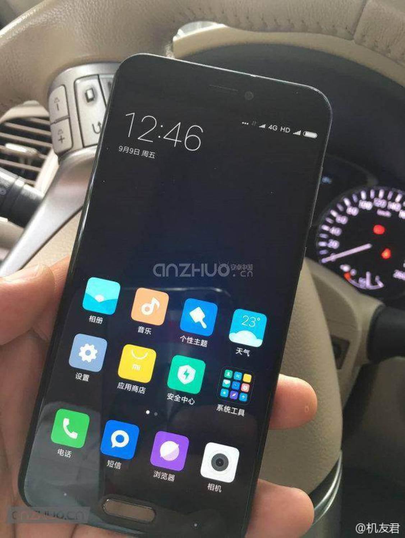 Предположительно Xiaomi 5C
