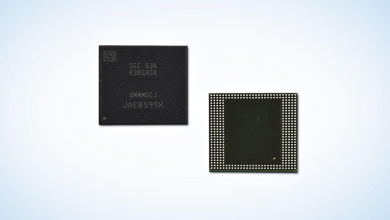 Модули памяти компании Samsung