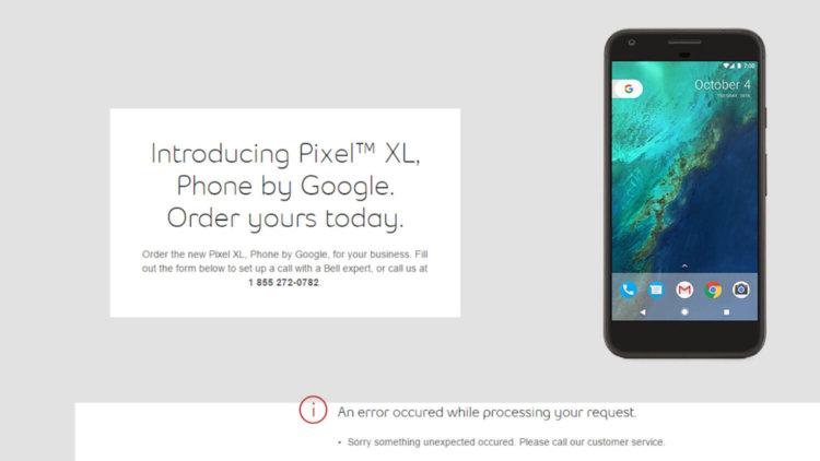 Pixel XL Black