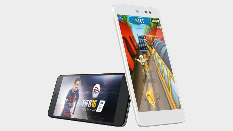 GM 5 - Nougat-смартфон от General Mobile