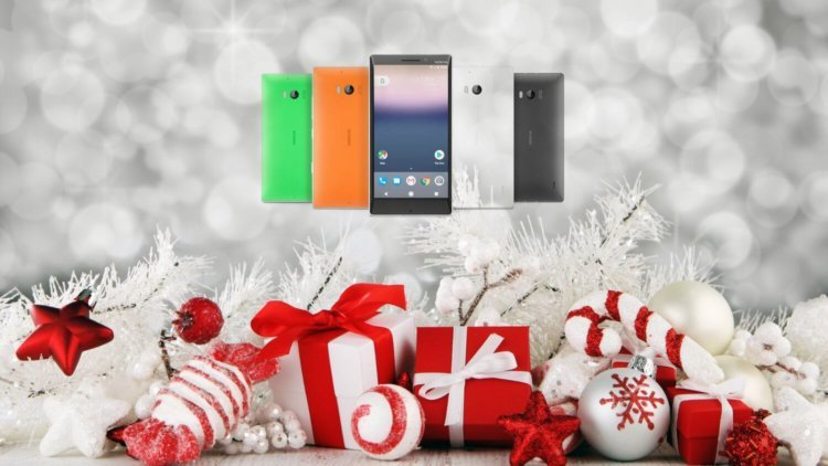 Новые телефоны Nokia в Новом 2017 году