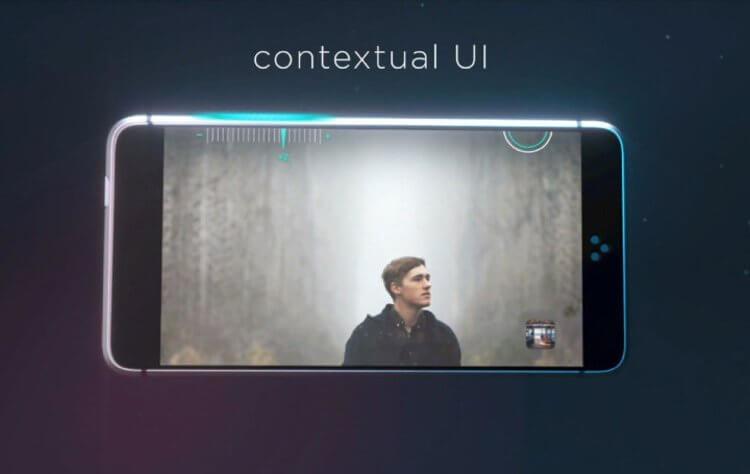 Предположительно рендер HTC Ocean Note