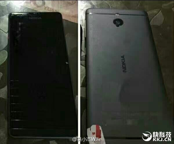 Якобы прототип телефона Nokia