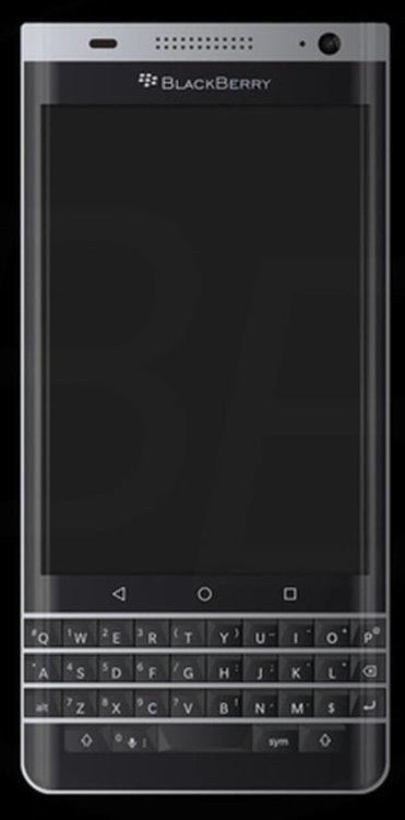 Предположительно Blackberry Mercury