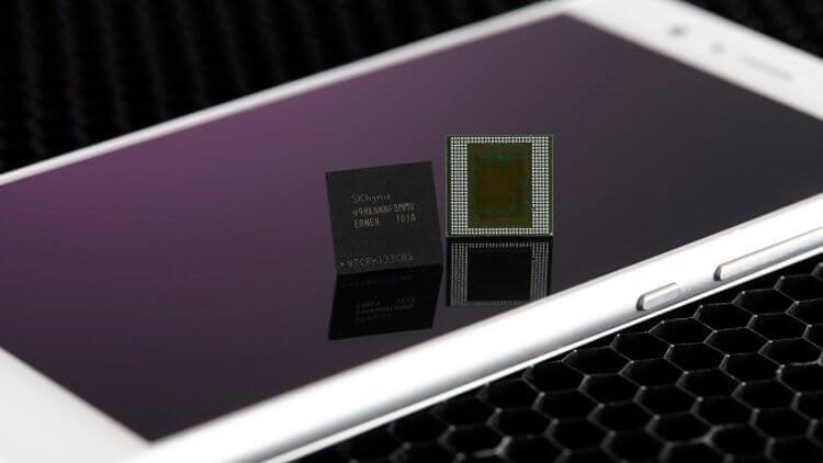 Мобильная оперативная память SK Hynix
