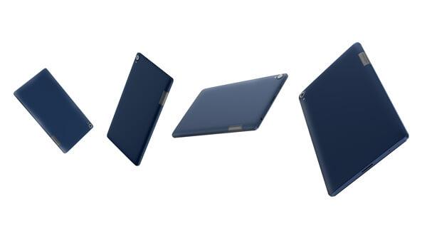 Предположительно пресс-рендер Lenovo Tab3 8 Plus