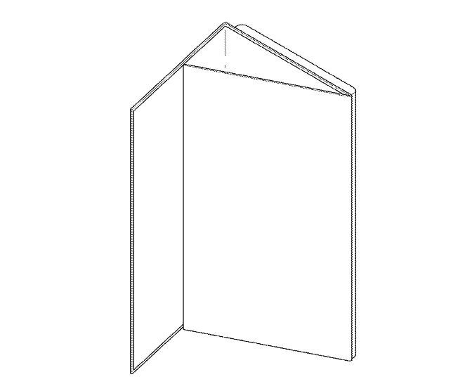 Гибкий смартфон - патент LG