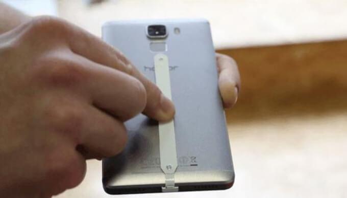 Стикер от Energysquare для беспроводной зарядки почти любого смартфона или планшета