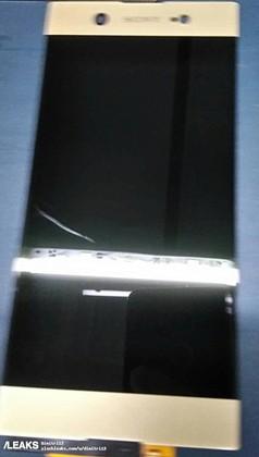 Предположительно фото смартфона-преемника Xperia XZ