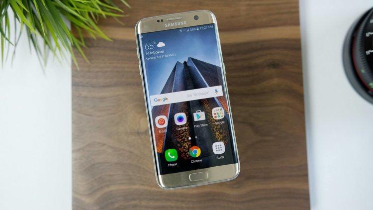 Владельцы Galaxy S7 Edge столкнулись с неожиданной проблемой