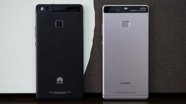 Huawei P9 и Lite-версия