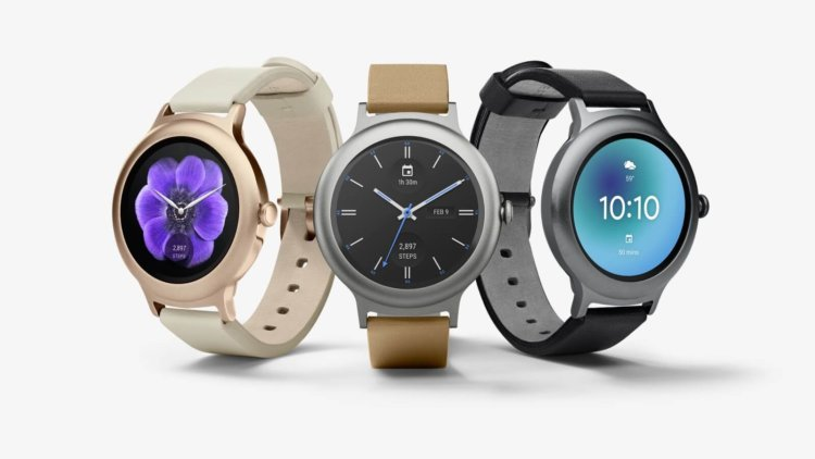 Смарт-часы LG Watch Style под управлением Android Wear 2.0