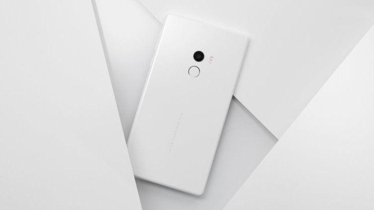 Белый Xiaomi Mi Mix