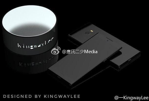 Как пользователи представляют себе Xiaomi Mi Note 3? Рендеры