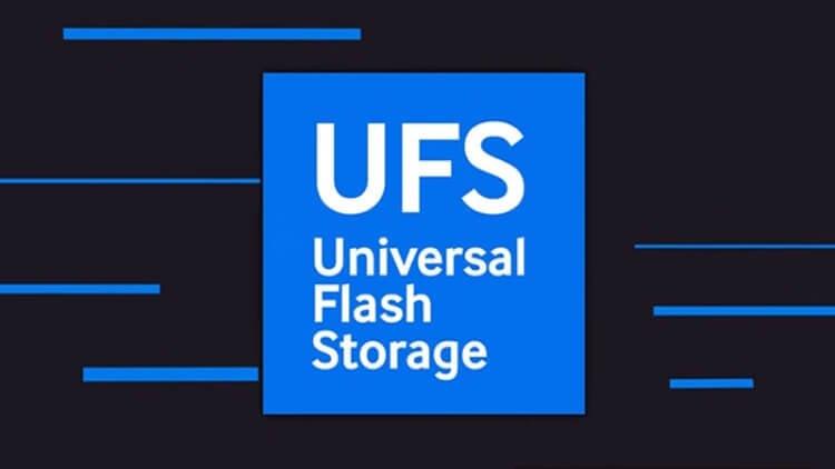 UFS - технология накопителей для смартфонов