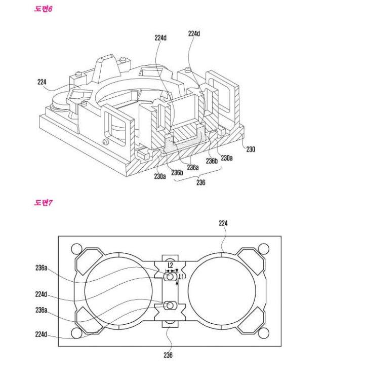 Samsung патентует двойную камеру