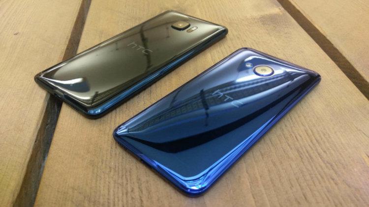 HTC U Ultra и Play