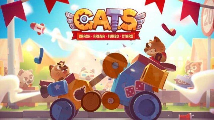 CATS: Crash Arena Turbo Stars – пожалуй, лучшая игра недели