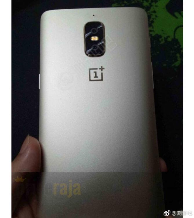 OnePlus 5 ли на новых фото - без 3,5-дюймового джека, но со стереодинамиками?