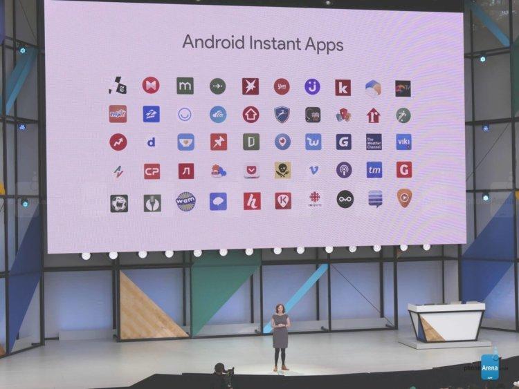 Изначально создание мгновенных приложений было доступно лишь ряду партнеров Google