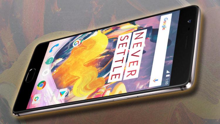 Тизер OnePlus 3T