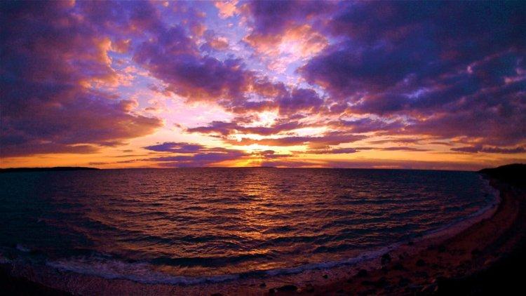 Качество камеры OnePlus 5 показали закаты