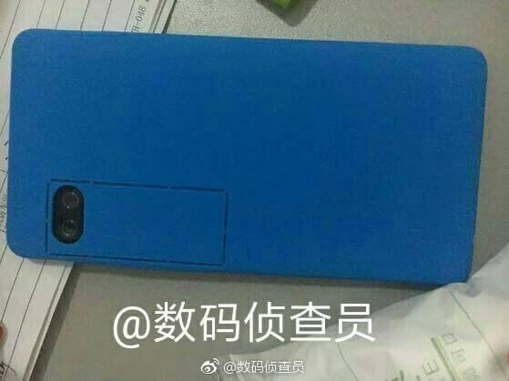 Предположительно Prototype 8 смартфона Meizu Pro 7
