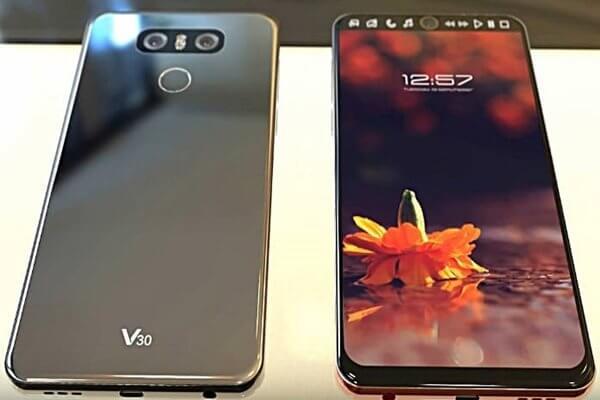 LG V30 - необычный формфактор?