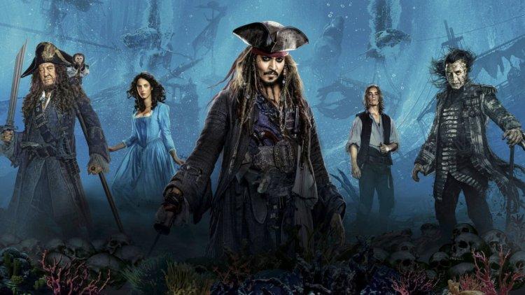 Посмотреть онлайн фильм Пираты Карибского моря: Мертвецы не рассказывают сказки