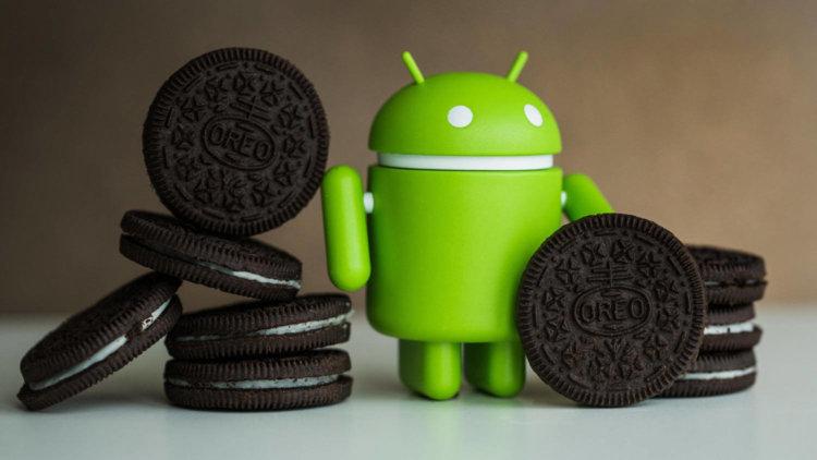 Назовут ли новую ОС Android Oreo?