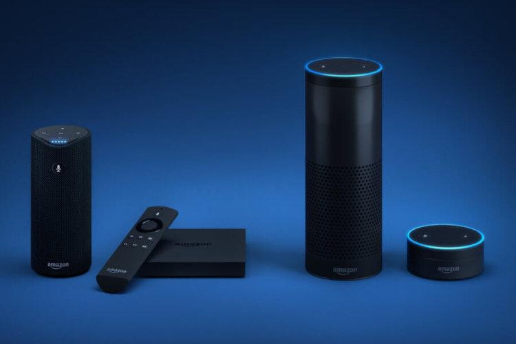Amazon Echo на основе Alexa