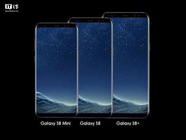Представит ли Samsung Galaxy S8 mini