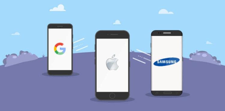 Android- или iOS-геймеры больше покупают в приложениях?