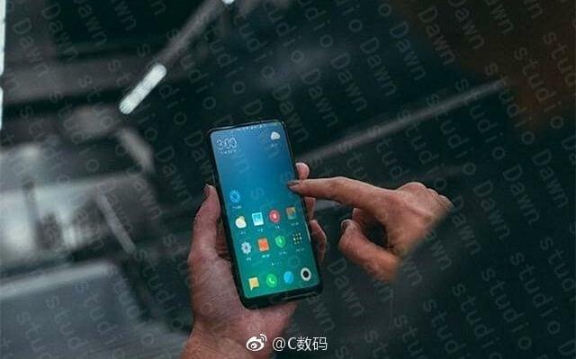 Xiaomi Mi MIX 2?