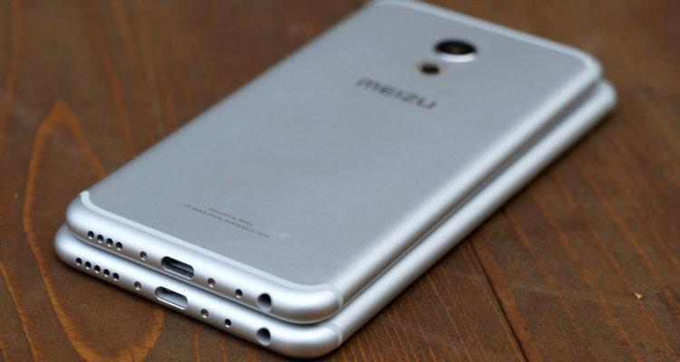 Meizu M6s получит сканер под дисплеем