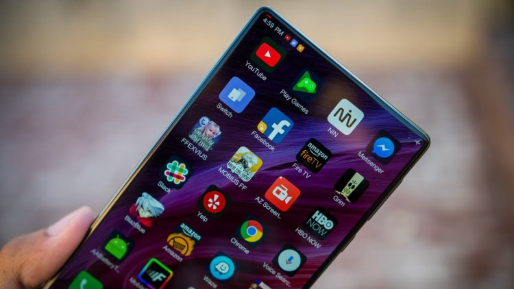 Рендер подтвердил внешний вид и характеристики Xiaomi Mi Mix 2S