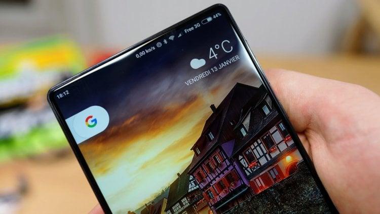 Xiaomi Mi Mix 2S засветился на видео